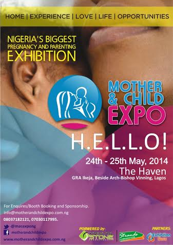 Mother and Child Expo - BellaNaija - February 2014
