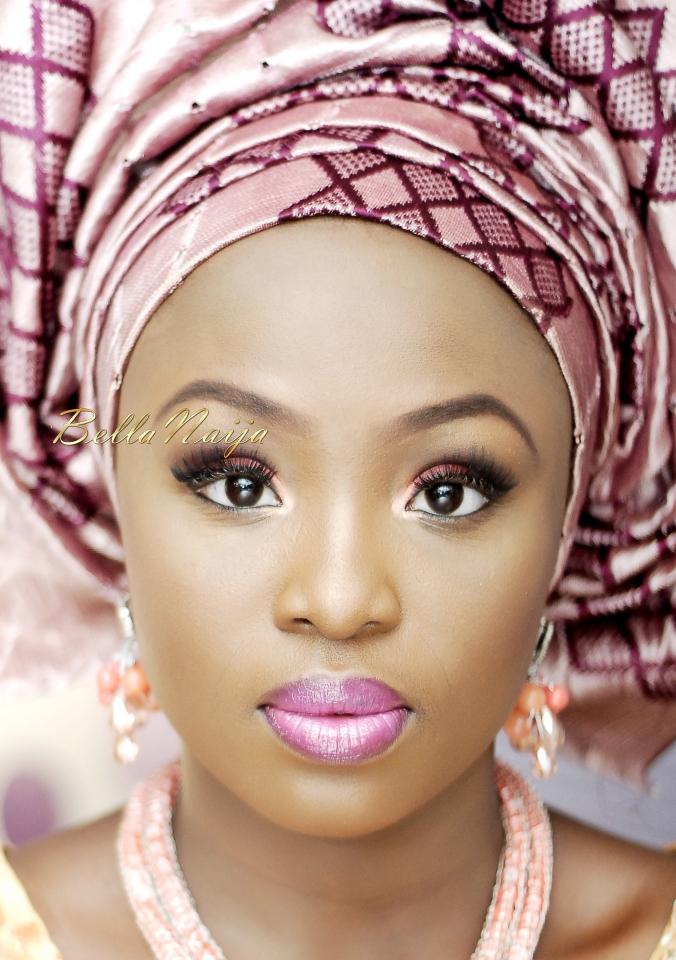 Ethnic Bridal Makeup : BN Bridal Beauty: Nigerian Traditional Wedding Makeup ...