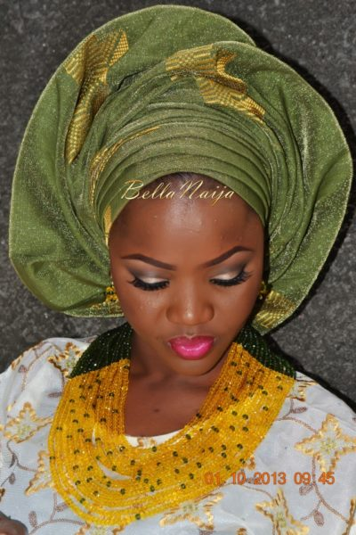 Nigerian Wedding Bride Inspiration - BellaNaija Weddings - Bellevous Makeovers Lagos - 02