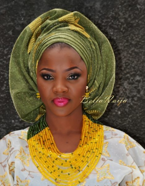 Nigerian Wedding Bride Inspiration - BellaNaija Weddings - Bellevous Makeovers Lagos - 03