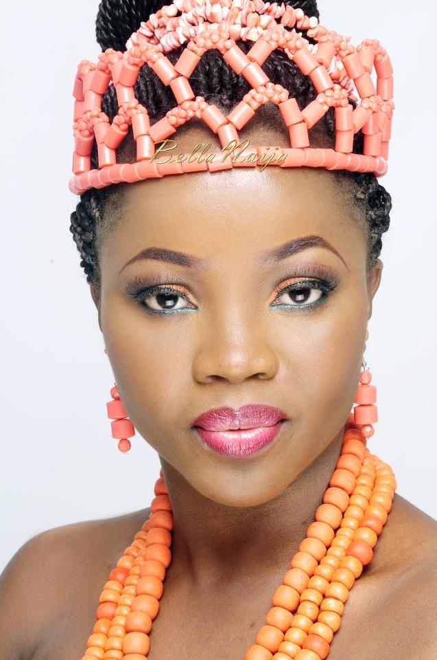 BN Bridal Beauty: Nigerian Traditional Wedding Makeup ...