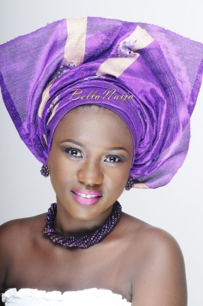 Nigerian Wedding Bride Inspiration - BellaNaija Weddings - Bellevous Makeovers Lagos - 05