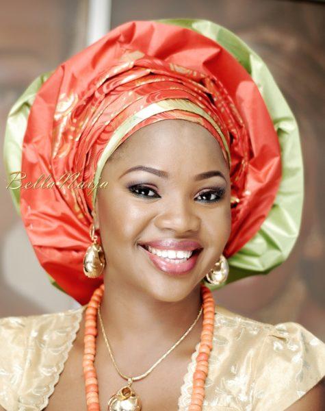 Nigerian Wedding Bride Inspiration - BellaNaija Weddings - Bellevous Makeovers Lagos - 06