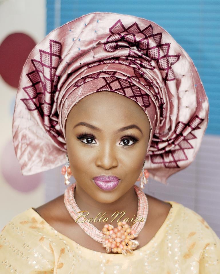 Traditional Bridal Makeup : BN Bridal Beauty: Nigerian Traditional Wedding Makeup ...