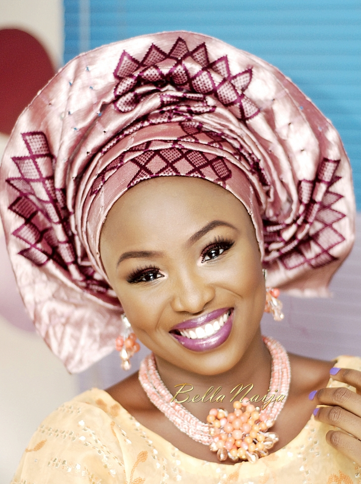 Traditional Wedding Makeup Pictures : BN Bridal Beauty: Nigerian Traditional Wedding Makeup ...