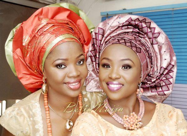Nigerian Wedding Bride Inspiration - BellaNaija Weddings - Bellevous Makeovers Lagos - 09