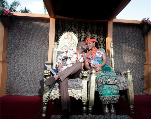 Nigerian Wedding Inspiration - BellaNaija Weddings -Obis - duduguy