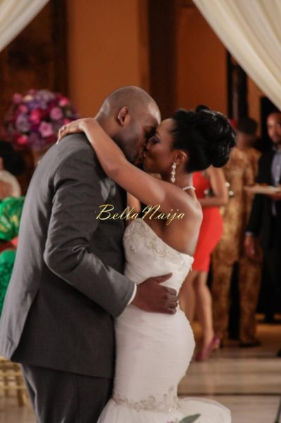 Nkoli Emma BellaNaija Wedidngs - Events By Doyin - Nigerian American Purple Wedding - February 2014 -NKOLIANDEMMA-0508_zps70708145