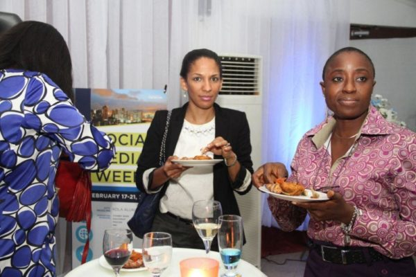 Nokia & Maggi Host Dinner At SMWLagos   - BellaNaija - February - 2014 021