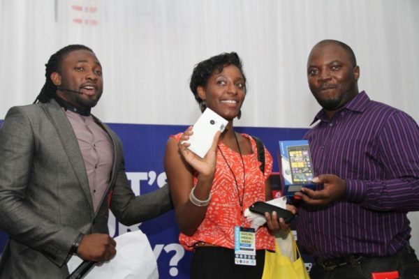 Nokia & Maggi Host Dinner At SMWLagos   - BellaNaija - February - 2014 037