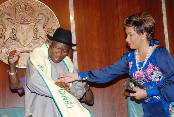 Nollywood celebrates Pres. Jonathan - February 2014 - BellaNaija 05