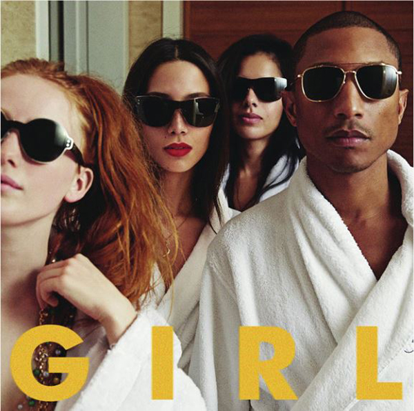 Pharrell - Girl - February 2014 - BellaNaija