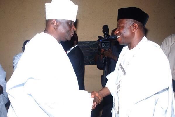 President Jonathan in Lagos - February 2014 - BellaNaija 01