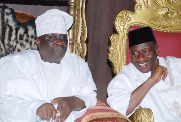 President Jonathan in Lagos - February 2014 - BellaNaija 02