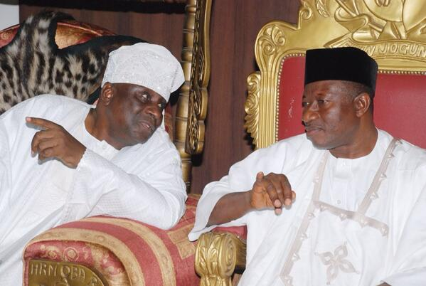 President Jonathan in Lagos - February 2014 - BellaNaija 03