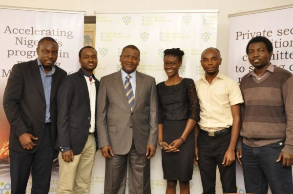 Private Sector Health Alliance Healthcare Hackathon - BellaNaija - February2014002