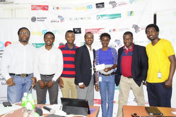 Private Sector Health Alliance Healthcare Hackathon - BellaNaija - February2014005