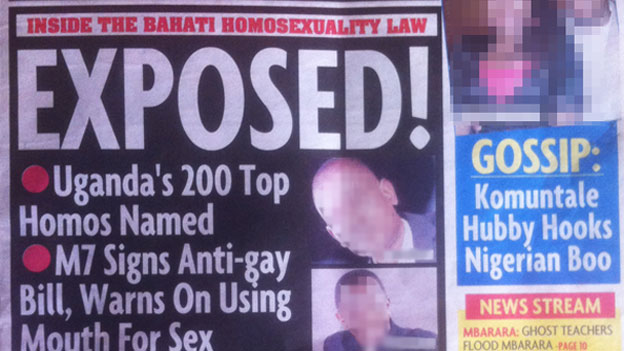 Anti Gay Act Uganda