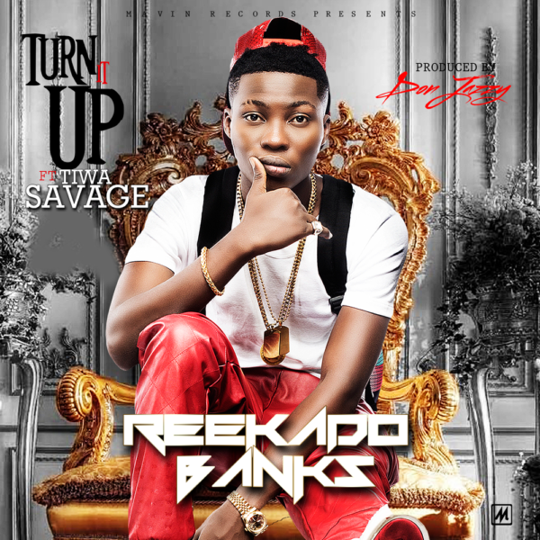 Reekado Bankz - Turn It Up - BellaNaija - February -2014
