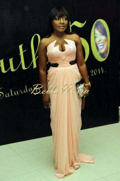 Ruth Osime's 50th Birthday Party in Lagos - February 2014 - BellaNaija - 024