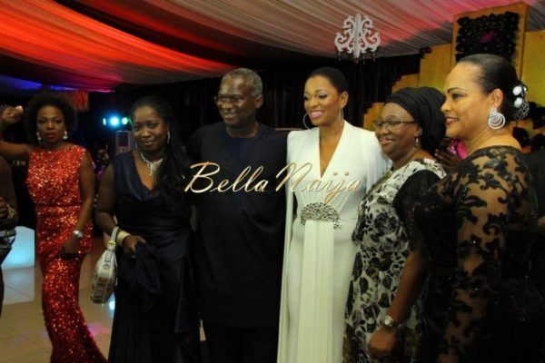 Ruth Osime's 50th Birthday Party in Lagos - February 2014 - BellaNaija - 032