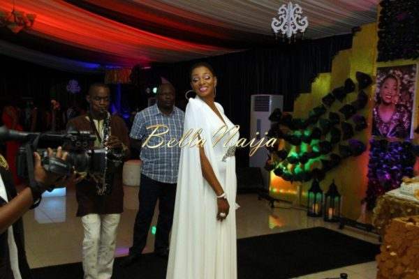 Ruth Osime's 50th Birthday Party in Lagos - February 2014 - BellaNaija - 033
