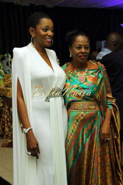 Ruth Osime's 50th Birthday Party in Lagos - February 2014 - BellaNaija - 037