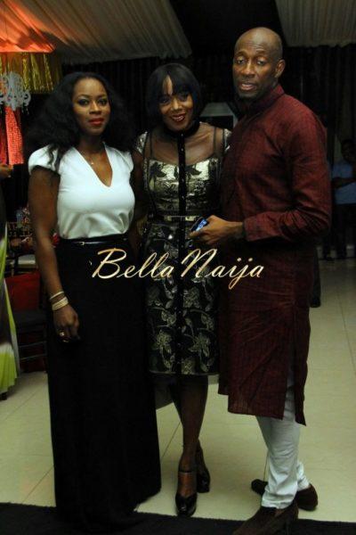 Ruth Osime's 50th Birthday Party in Lagos - February 2014 - BellaNaija - 039