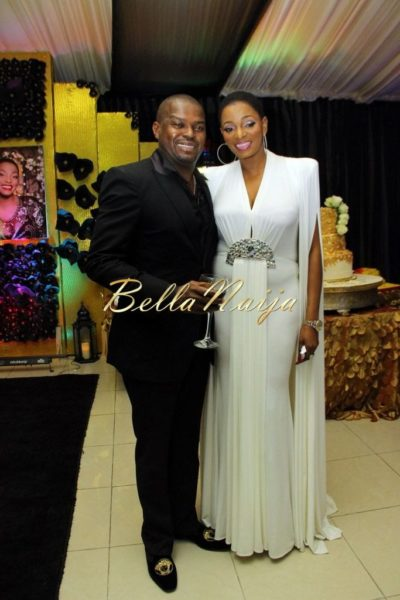 Ruth Osime's 50th Birthday Party in Lagos - February 2014 - BellaNaija - 047