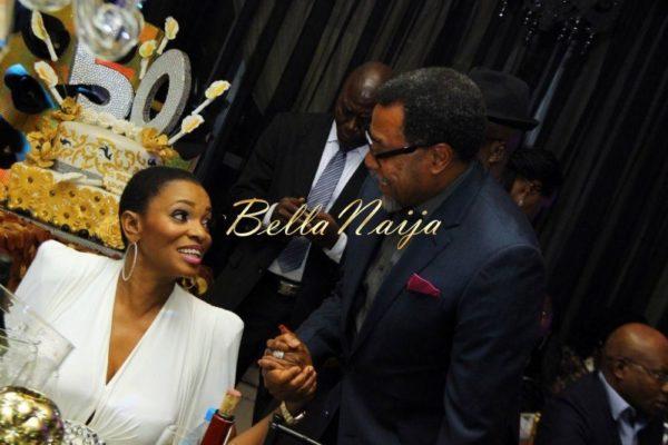 Ruth Osime's 50th Birthday Party in Lagos - February 2014 - BellaNaija - 064