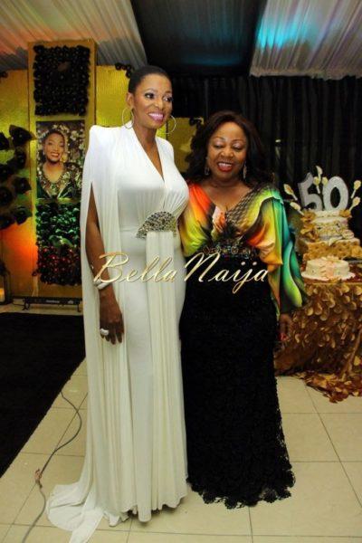 Ruth Osime's 50th Birthday Party in Lagos - February 2014 - BellaNaija - 072