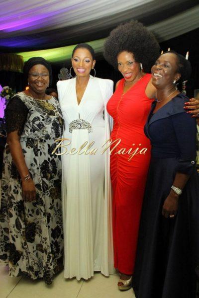 Ruth Osime's 50th Birthday Party in Lagos - February 2014 - BellaNaija - 090