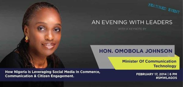 SMW Lagos 2014 - Evening with Leaders