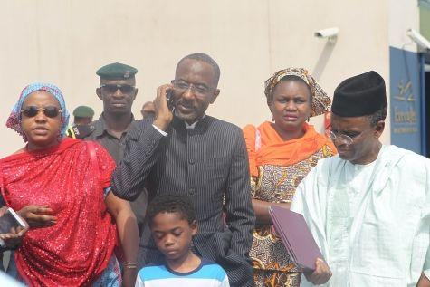 Sanusi Lamido Sanusi arrives Nigeria - February 2014 - BellaNaija - 022