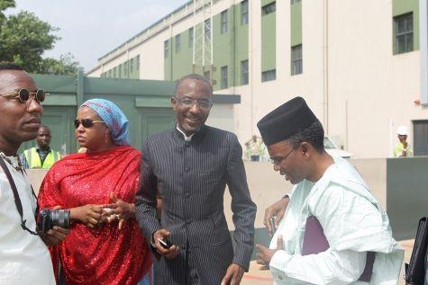 Sanusi Lamido Sanusi arrives Nigeria - February 2014 - BellaNaija - 023