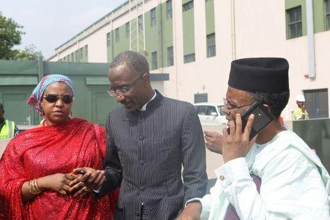 Sanusi Lamido Sanusi arrives Nigeria - February 2014 - BellaNaija - 024