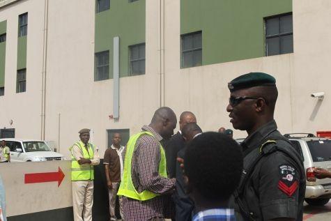 Sanusi Lamido Sanusi arrives Nigeria - February 2014 - BellaNaija - 027