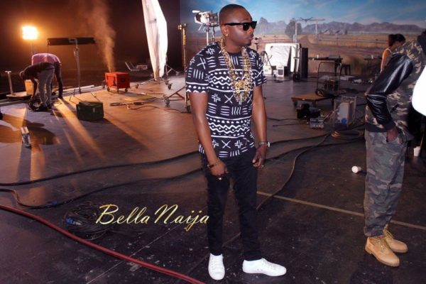 Sean Tizzle's Video Shoot in South Africa - February 2014 - BellaNaija - 027