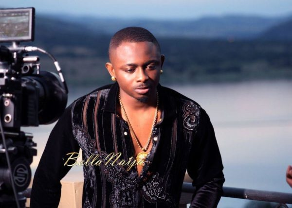 Sean Tizzle's Video Shoot in South Africa - February 2014 - BellaNaija - 036