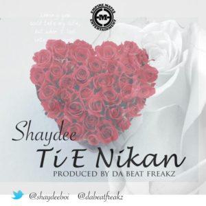 Shaydee - Ti E Nikan - Art - February - 2014