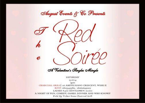 The Red Soiree - BellaNaija - February 2014