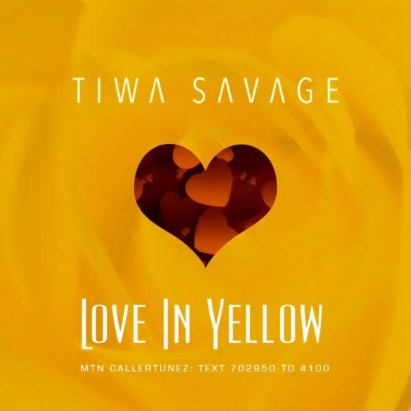 Tiwa Savage  - Love in Yellow - February 2014 - BellaNaija