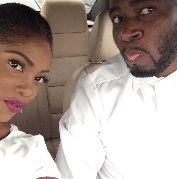 Tiwa Savage & Tee Billz - February 2014 - BellaNaija 01