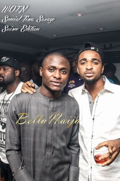 Tiwa Savage's 34th Birthday Party in Lagos - February 2014 - BellaNaija - 022