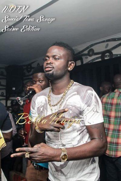 Tiwa Savage's 34th Birthday Party in Lagos - February 2014 - BellaNaija - 029
