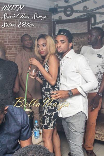 Tiwa Savage's 34th Birthday Party in Lagos - February 2014 - BellaNaija - 030