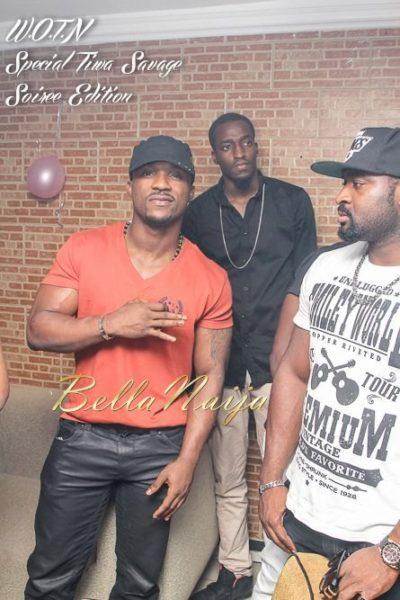 Tiwa Savage's 34th Birthday Party in Lagos - February 2014 - BellaNaija - 031