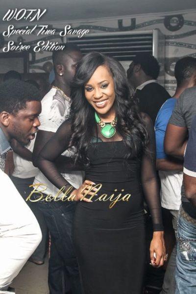 Tiwa Savage's 34th Birthday Party in Lagos - February 2014 - BellaNaija - 034
