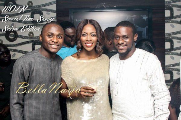 Tiwa Savage's 34th Birthday Party in Lagos - February 2014 - BellaNaija - 035