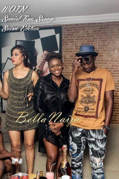Tiwa Savage's 34th Birthday Party in Lagos - February 2014 - BellaNaija - 036